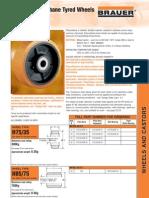 Brauer-(Polyurethane Tyred Wheels Section).