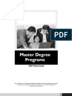 MDP Program