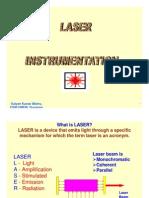 Lecture on Laser Instrumentation