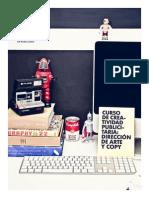 Dossier Tag Creatividad Publicitaria Marzo13