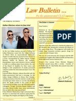 Abhyaas Law Bulletin - April 2013