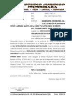 Walter Silva Obligacion Dar Suma de Dinero