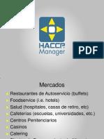 HACCP Mgr Powerpoint-Spanish Presentation