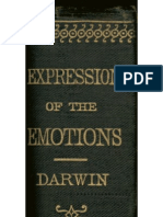 65570726 Charles Darwin the Expression of the Emotions in Man and Animals 1872