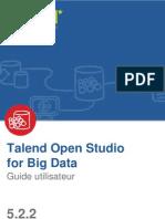 TalendOpenStudio BigData UG 5.2.2 FR