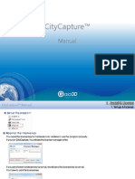 CityCapture Manual