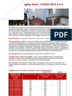 Oferta Standard Litoral 2013 Mangalia Corsa