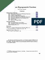 13 Confluent Hypergeometric Surfaces