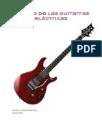 Historia de las guitarras eléctricas
