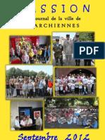 201209 Journal Passion - Septembre 2012