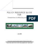 Prg - Housing & Works
