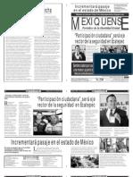 Versión impresa del periódico El mexiquense 9 abril 2013