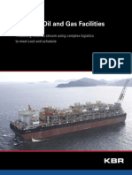 Offshore Oil and Gas Facilities