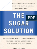 The Sugar Solution Cookbook