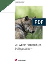 Ulven i Niedersachsen, Tyskland (2010)