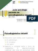 7 = ISO 8859 1 Q a Rela=E7=E3o Psic=F3lo =Go Paciente