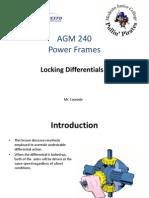 Locking Differentials