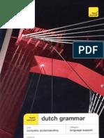 Teach Yourself Dutch Grammar
