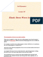 SD Lecture05 Elastic Stress Waves