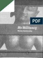 Ms. Militancy