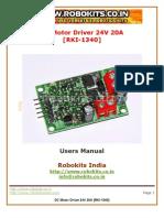 Microsoft Word - DC Motor Driver 24V 20A.doc - DC_Motor_Driver_24V_20A