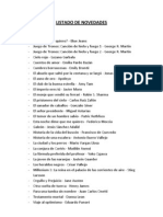 LISTADO DE NOVEDADES DE LECTURA.docx