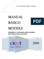 Manual Moodle Becene