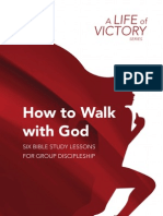 LV Book 1 How to Walk With God
