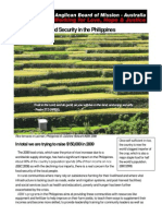 Philippines Food Security