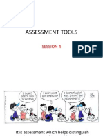 Assessment Tools