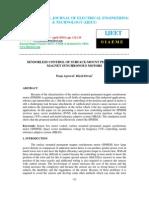 Sensorless Control of Surface-mount Permanent-magnet Synchronous Motors