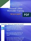 Intro Word 2007