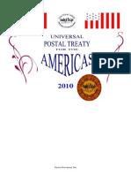 Postal Treaty 2010 for the Americas