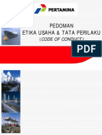 Pertamina Code of CONDUCT