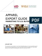 Apparel Export Guide