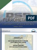 DSD General Presentation
