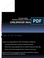 overview of Childhood Injury