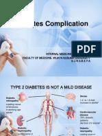 Diabetes Complication Lecture.ppt