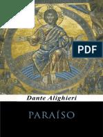 A Divina Comédia – Paraíso – 03 -  Dante Alighieri