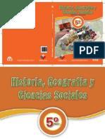5 Basico - Hist. Cs. Sociales - MN - Estudiante