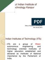 IITK Presentation