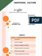 565d9_Organizational Culture at Google