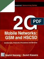 2G Mobile Networks Oleh Narang