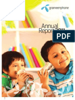 GP Annual Report 2011 (Excerpt)