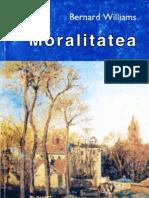 Bernard Williams Moralitatea Punct (2002)