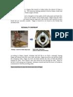 Hajar Aswad - The Idol of Hager or Shiva Linga