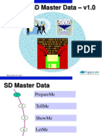 Master Data in SAP