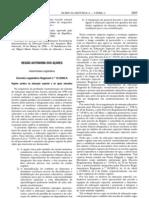 Decreto Legislativo Regional nº 15-2006-A, 7 de Abril-LEIREGIONALBASE