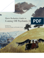 Coming Off Psych Drugs Harm Reduction Guide