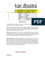 Philosophy Ideology & Social Science.doc
